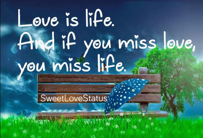 Love Status for Whatsapp Image, Love Quotes in English, Love Status with Image
