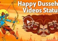 happy dussehra video download